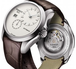 TISSOT COUTURIER AUTOMATIC SMALL SECONDS