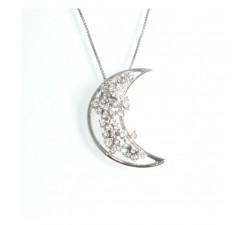 Collana Damiani Blue Moon