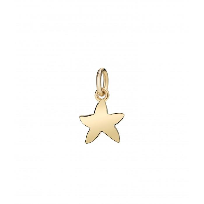 stella marina piccola oro giallo