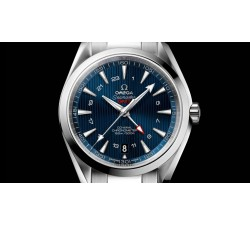 Seamaster Aqua Terra 150 m Master Co-Axial GMT 43 MM