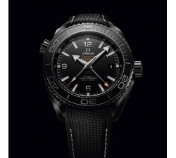 Seamaster Planet Ocean Deep Black