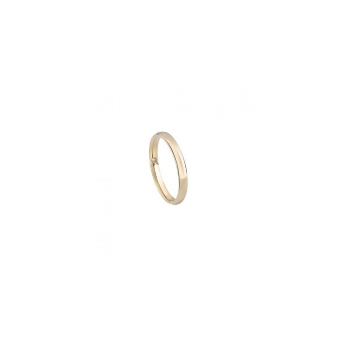 NOI2 - Fede Nuziale Oro Bianco