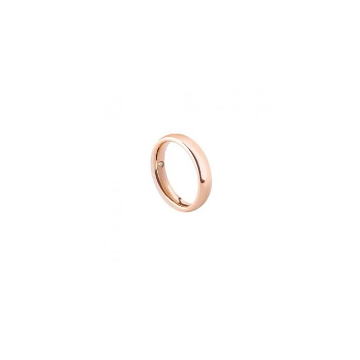 NOI2 - Fede Nuziale Oro Rosa