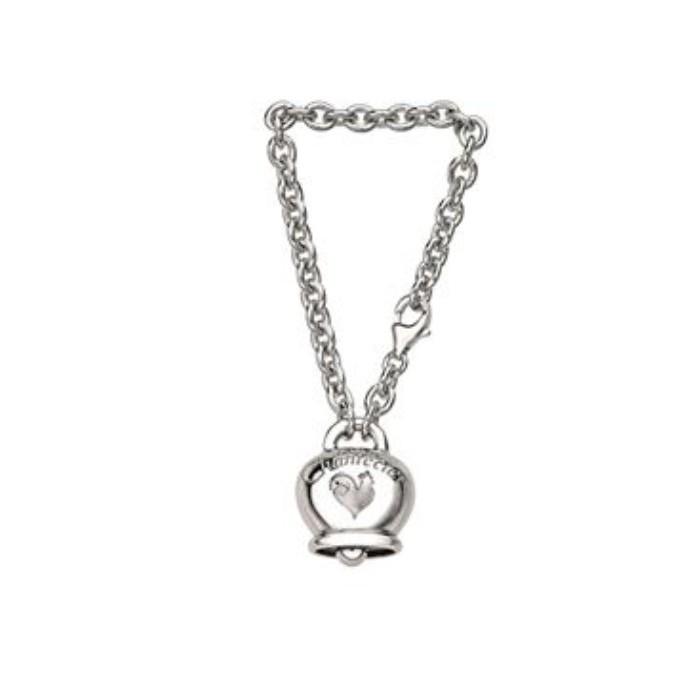 Portachiavi campanella in argento