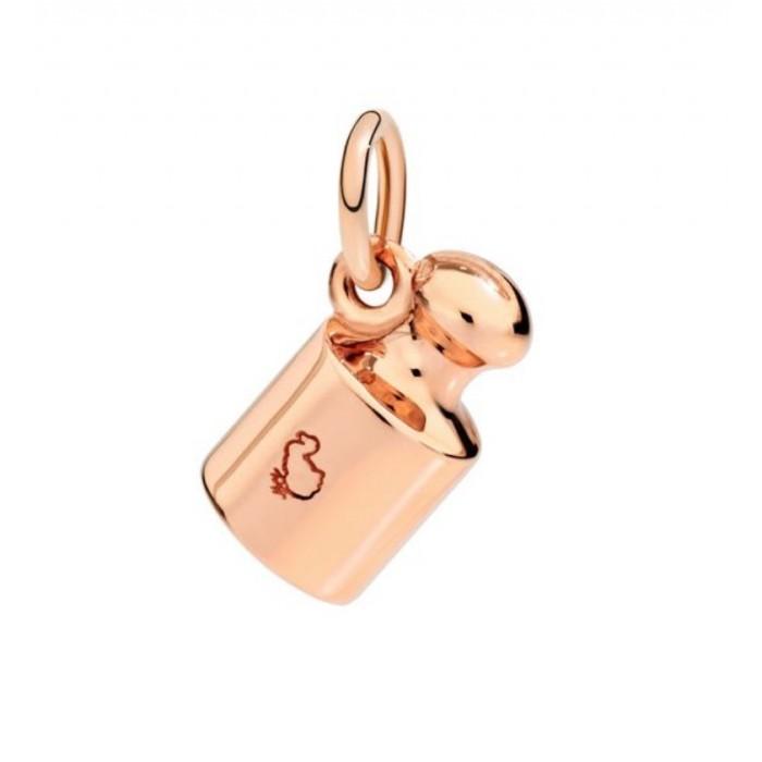 Ciondolo bilancia oro rosa
