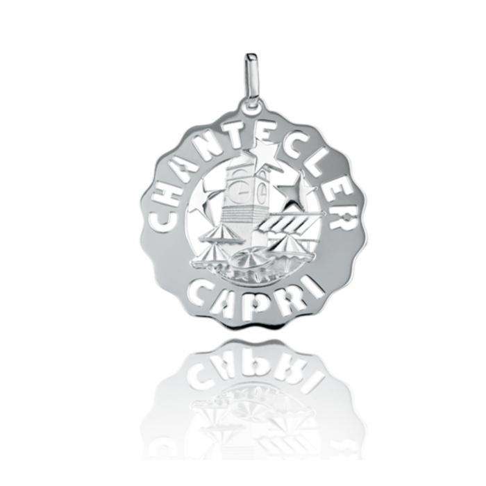 copy of Ciondolo Logo Grande Galli e Sole