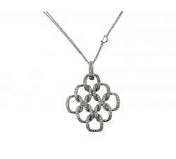 Collana Damiani D. Lace con diamanti