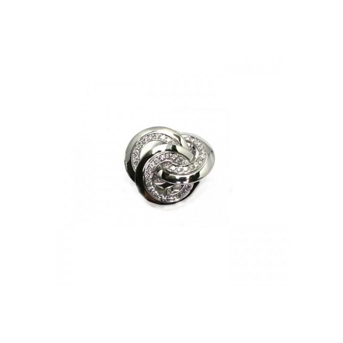 Anello Olimpia con diamanti