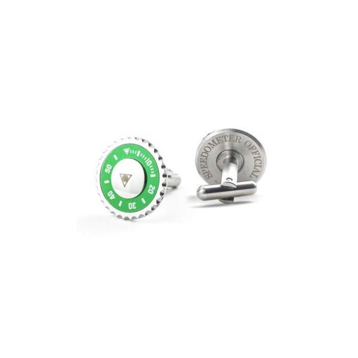 Gemelli Speedometer Ghiera Verde