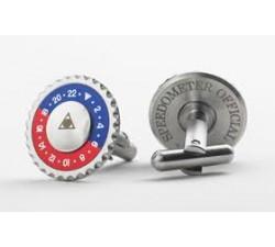 Gemelli Speedometer Steel Neri