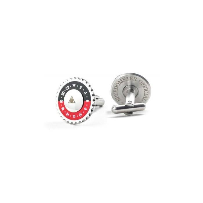 Gemelli Speedometer Ghiera Rosso Nera