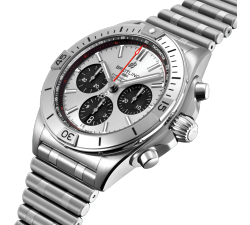 CHRONOMAT B01 42 ARGENTO