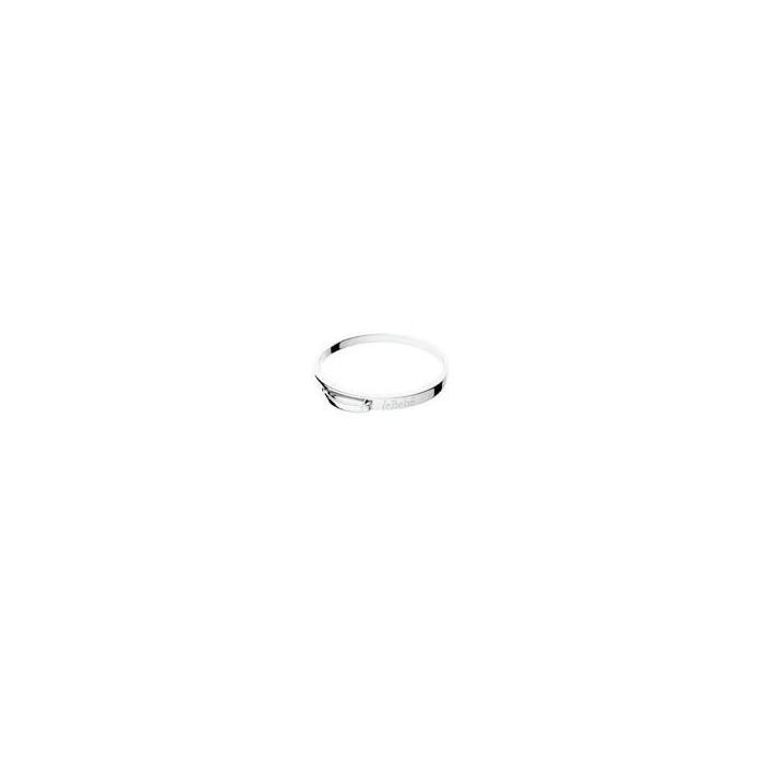 Base anello oro bianco