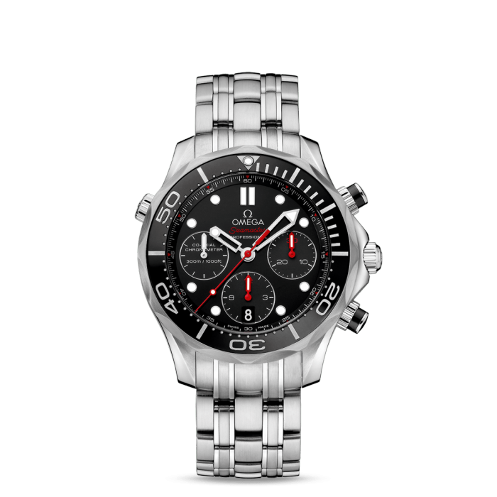 SEAMASTER DIVER 300M CO‑AXIAL CHRONOGRAPH 41,5 MM