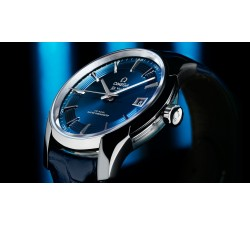 "HOUR VISION ""ORBIS"" OMEGA CO-AXIAL MASTER CHRONOMETER 41 MM"