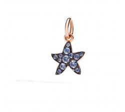 farfalla diamanti brown