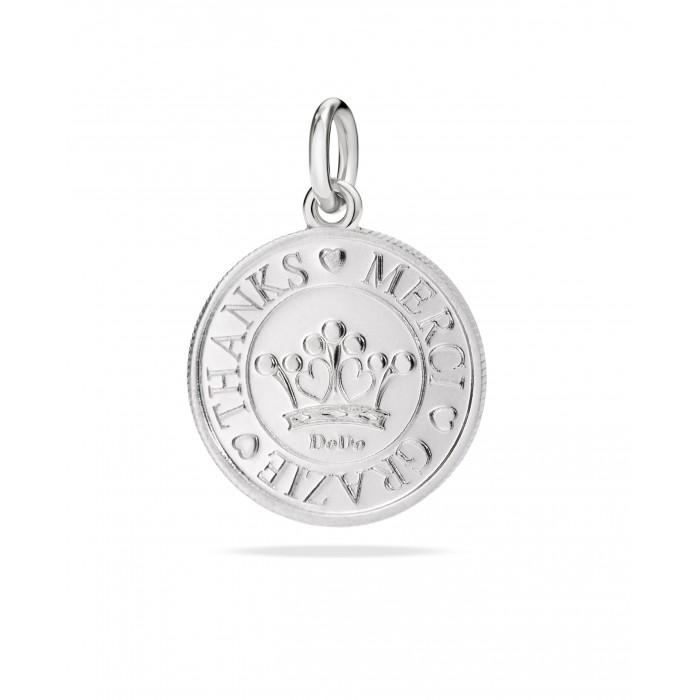 Moneta piccola argento