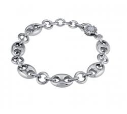 copy of Silver necklace 80cm
