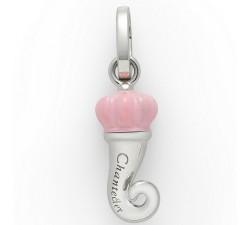 Cornetto mini rosa