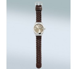 Dodo Champagne and Steel Watch