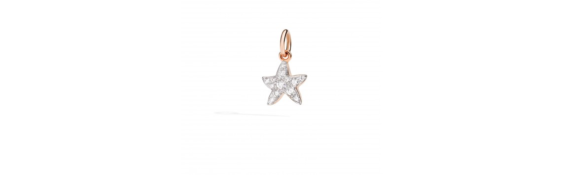 Ciondoli con pietre preziose,  diamanti e zaffiri, prezzi e offerte