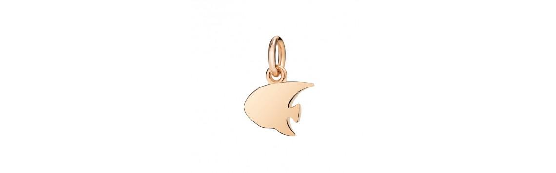 Ciondoli in oro rosa, vendita online, prezzi e offerte