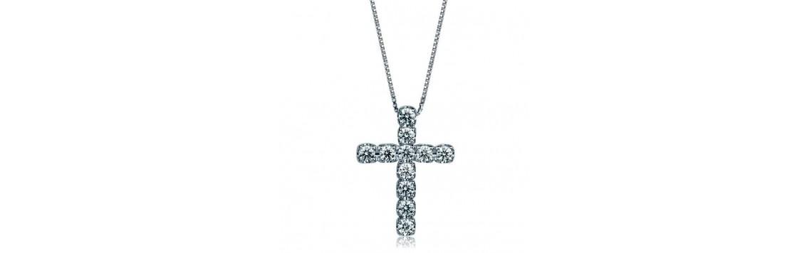 Collane con pendente a croce, prezzi e offerte